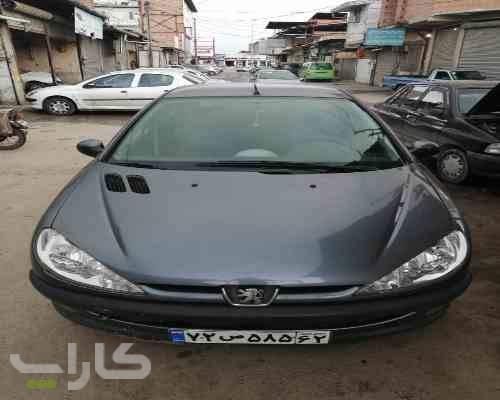 خریدو فروش پژو 206 تیپ 2  مدل 1388 1180299