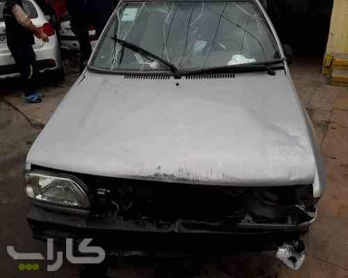 خریدو فروش پراید 131 SE  مدل 1395 1176045