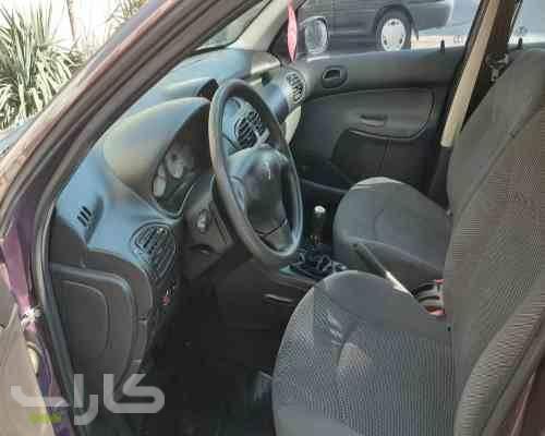 خریدو فروش پژو 206 اس دی V8  مدل 1393 1175734