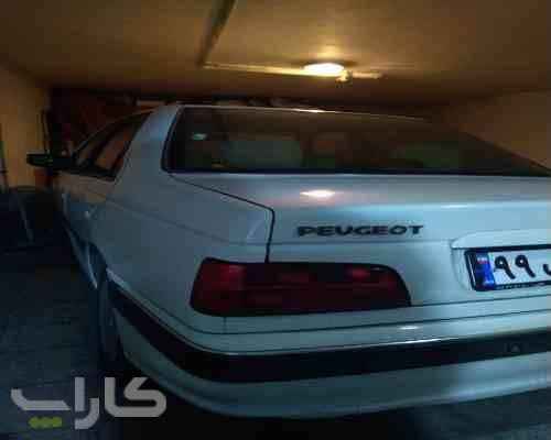خریدو فروش پژو پارس معمولی  مدل 1390 1176179