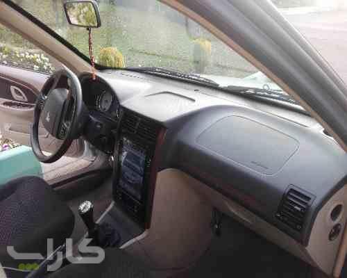خریدو فروش پژو پارس معمولی داشبورد جدید  مدل 1395 1178547