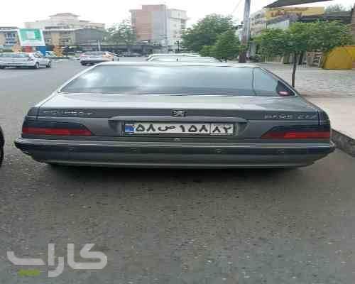 خریدو فروش پژو پارس ELX  مدل 1393 1178457