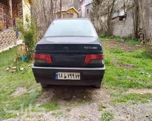 خریدو فروش پژو آردی RDi  مدل 1384 1178739