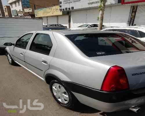 خریدو فروش رنو ال 90 E1 فول  مدل 1389 1178938