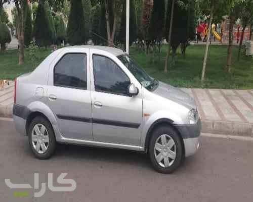 خریدو فروش رنو ال 90 E1 فول  مدل 1386 1179197