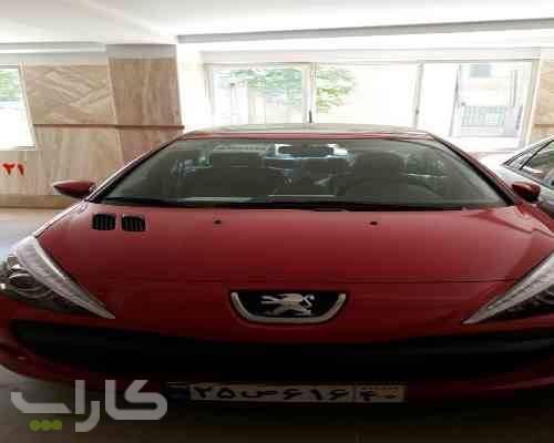 خریدو فروش پژو 207 دنده ای  مدل 1400 1179215