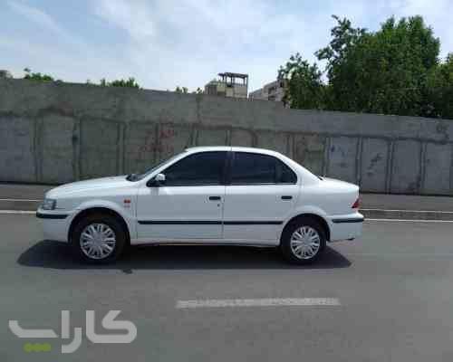 خریدو فروش سمند LX مدل 1399 1179043