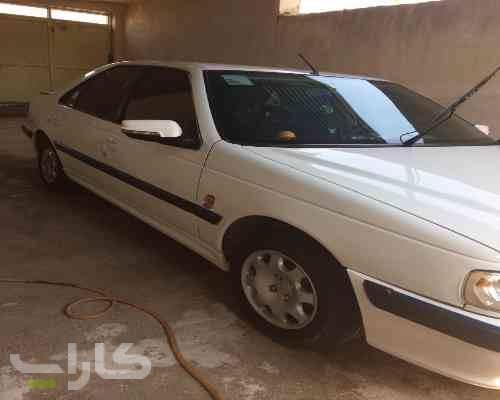 خریدو فروش پژو پارس معمولی  مدل 1391 1179314