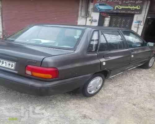 خریدو فروش پراید صبا مدل 1378 1179424