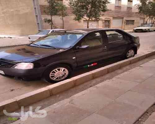 خریدو فروش رنو ال 90 E2  مدل 1390 1179358