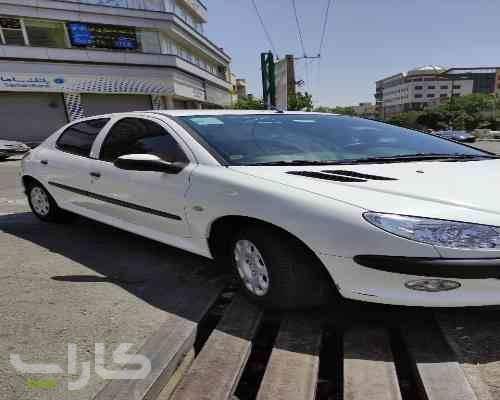خریدو فروش پژو 206 تیپ 5  مدل 1398 1180393