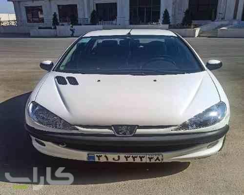 خریدو فروش پژو 206 اس دی V8  مدل 1394 1181292