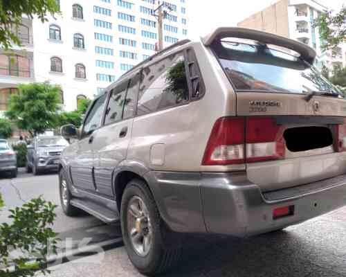 خریدو فروش سانگ یانگ موسو 3200 اتوماتیک  مدل 1382 1181820
