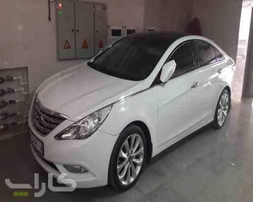 خریدو فروش هیوندای سوناتا مدل 2012 1181902