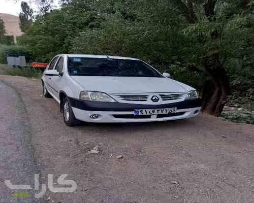 خریدو فروش رنو ال 90 E2  مدل 1393 1182092