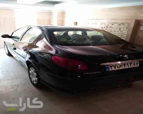 خریدو فروش پژو 206 اس دی V8  مدل 1399 1178597