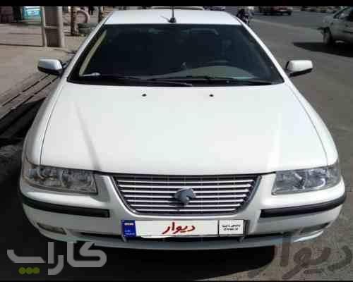 خریدو فروش سمند LX EF7 دوگانه سوز مدل 1395 1179138