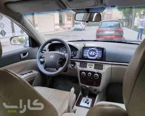 خریدو فروش هیوندای سوناتا مدل 2007 1181821