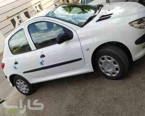 خریدو فروش پژو 206 تیپ 2  مدل 1400 1181480