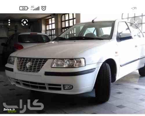خریدو فروش سمند LX مدل 1399 1182060