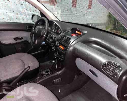 خریدو فروش پژو 206 تیپ 6  مدل 1390 1180443