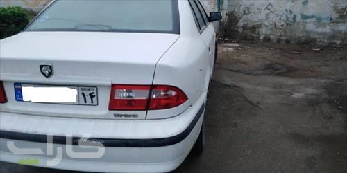 خریدو فروش سمند LX EF7 مدل 1397 1174646