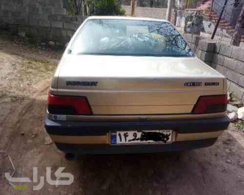 خریدو فروش پژو 405 GLX  مدل 1383 1178605