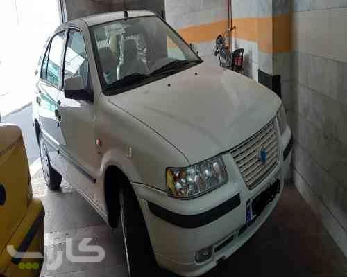 خریدو فروش سمند LX مدل 1400 1180196