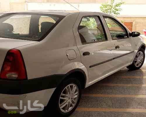 خریدو فروش رنو ال 90 E2 فول  مدل 1388 1182134