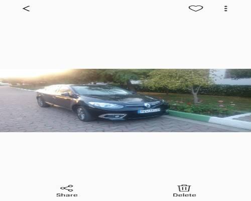 خریدو فروش رنو فلوئنس E4 اتوماتیک  مدل 2017 1177094