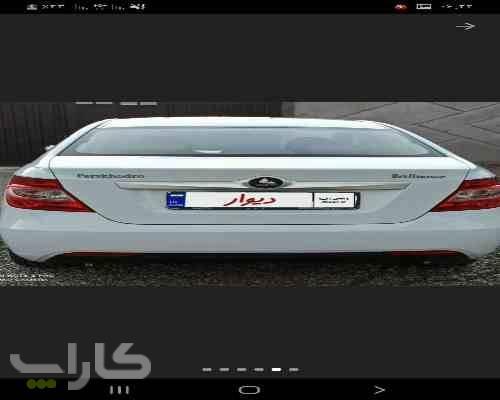 خریدو فروش برلیانس H230 دنده ای  مدل 1396 1180083