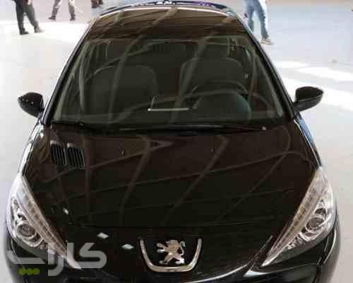 خریدو فروش پژو 207 دنده ای  مدل 1400 1179429