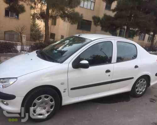 خریدو فروش پژو 206 اس دی V8  مدل 1396 1175703