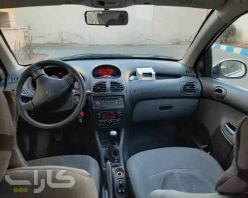 خریدو فروش پژو 206 اس دی V8  مدل 1394 1176231