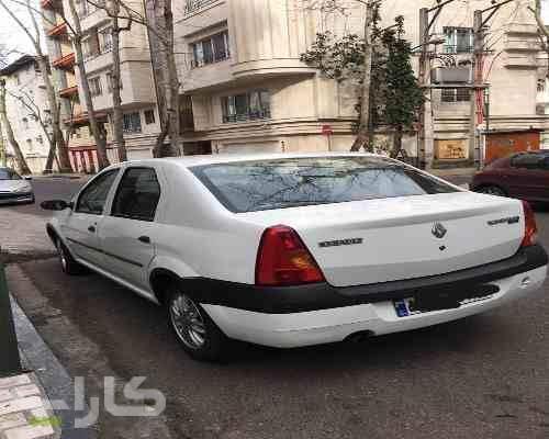 خریدو فروش رنو ال 90 E2 فول  مدل 1391 1176632
