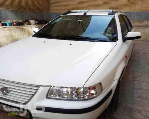 خریدو فروش سمند LX EF7 دوگانه سوز مدل 1397 1179076
