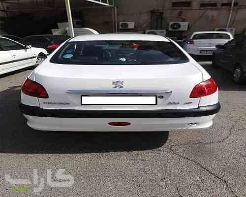 خریدو فروش پژو 206 اس دی V8  مدل 1397 1180032