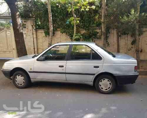 خریدو فروش پژو روآ معمولی  مدل 1387 1181416
