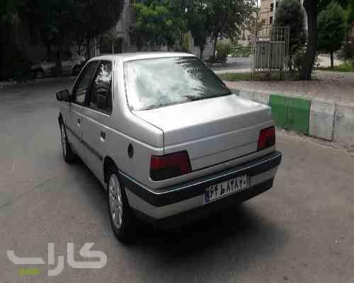 خریدو فروش پژو 405 GLX  مدل 1391 1181836