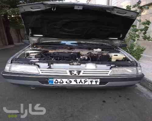 خریدو فروش پژو 405 GLX  مدل 1385 1182157