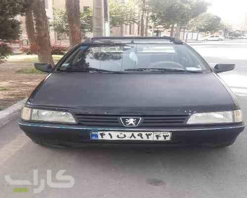 خریدو فروش پژو روآ معمولی  مدل 1388 1181742