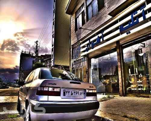خریدو فروش سیتروئن زانتیا مدل 1383 1177862