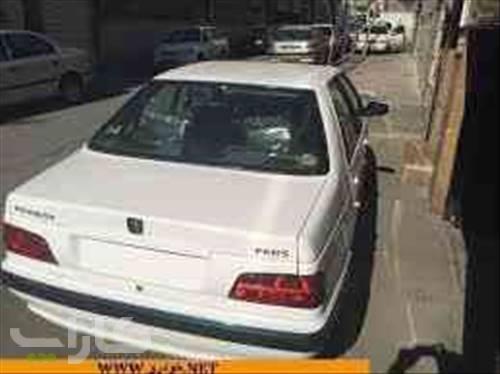 خریدو فروش پژو پارس معمولی داشبورد جدید  مدل 1400 1181863