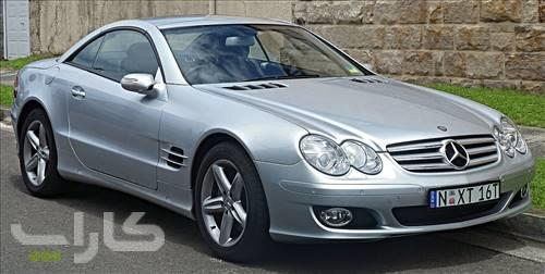 Sl 350 2007 232536 for Mercedes benz sl 350 price