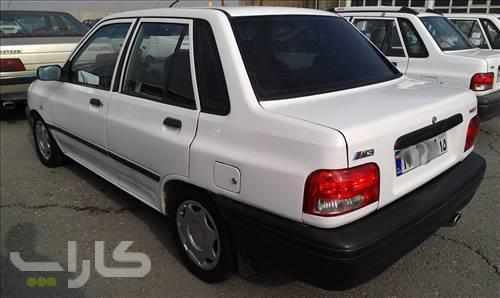 پراید 131 SE مدل 1395