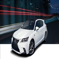 لکسوس CT200H FSPORT مدل 2014