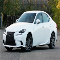 لکسوس IS250 FSPORT مدل 2014